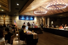 WHF launch fundraising dinner